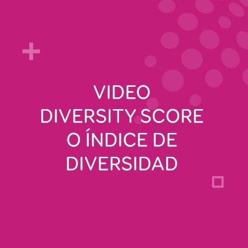 Diversity Score o Índice de Diversidad