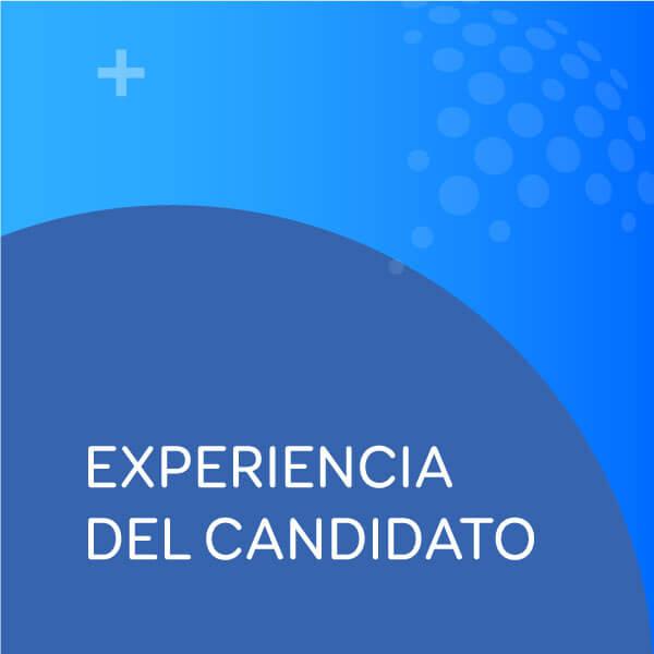 Experiencia del Candidato